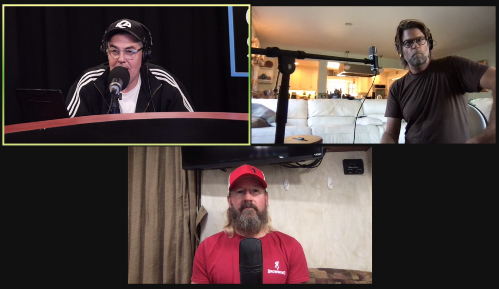Off the Grid, with guest Gary Collins